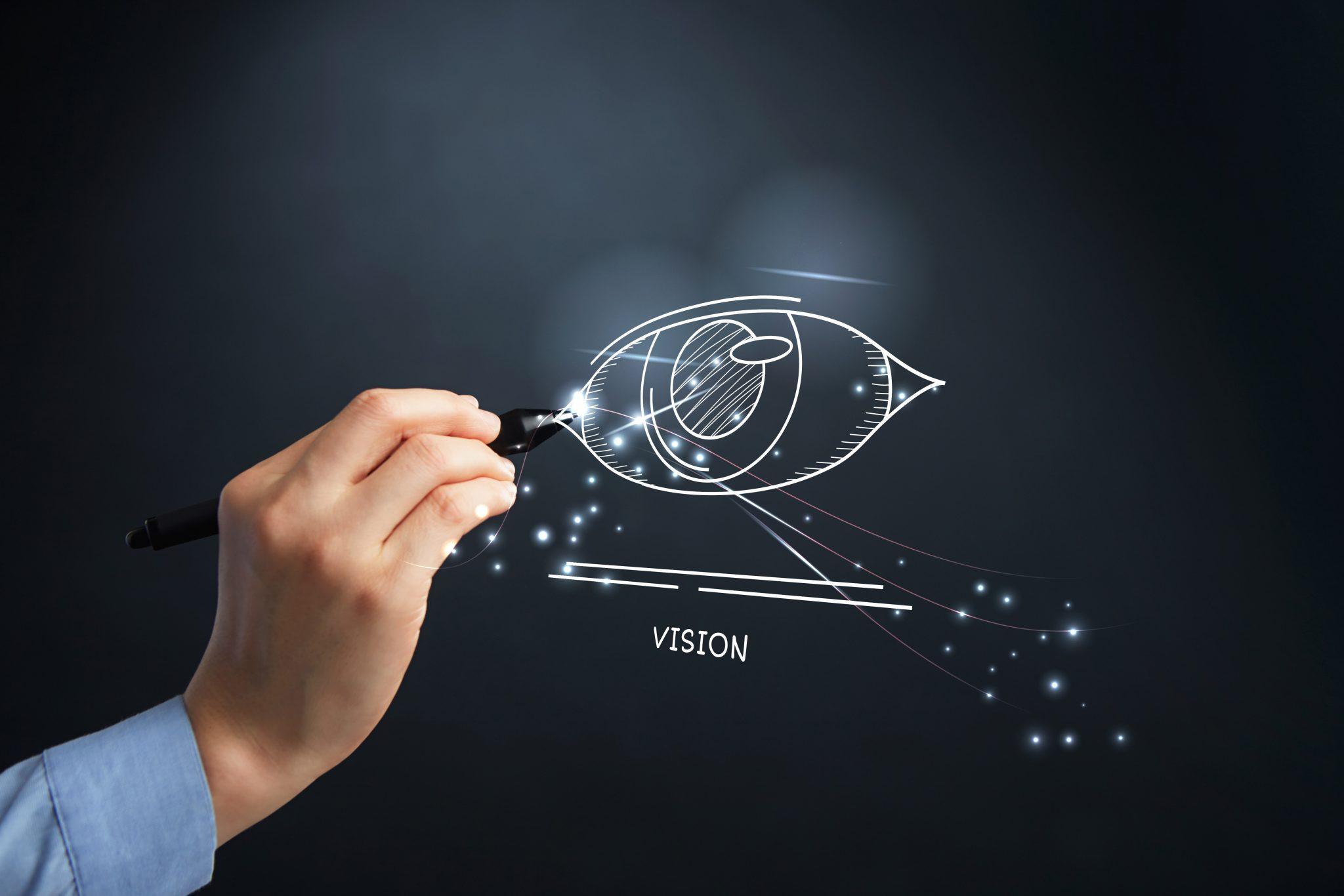 So entwickelst Du die Vision für Deinen Podcast