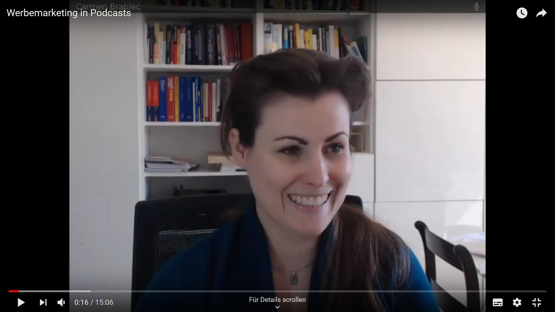 Wie funktioniert Werbemarketing in Podcasts