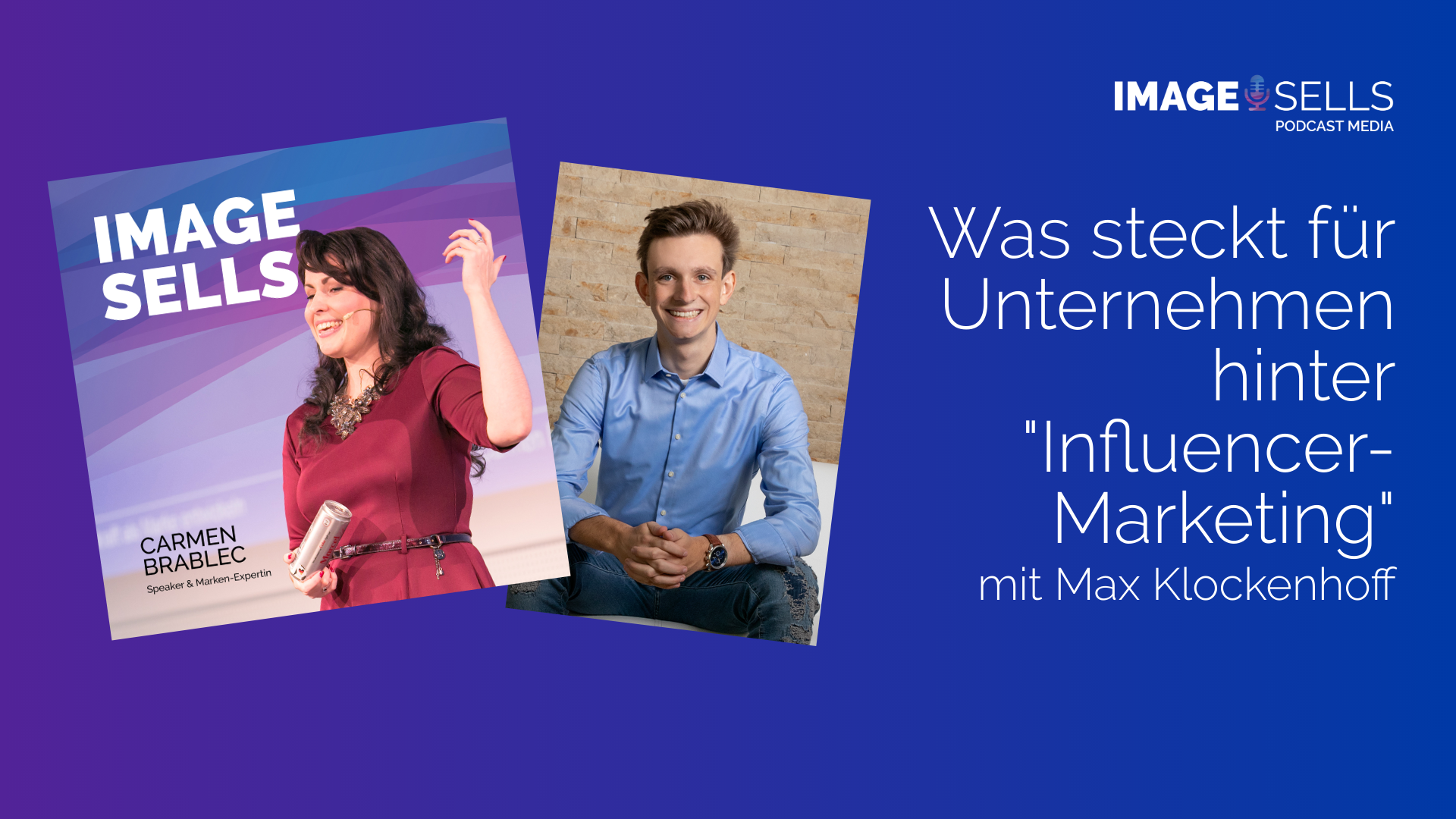 """Was steckt für Unternehmen hinter """"Influencer-Marketing"""" mit Max Klockenhoff"""